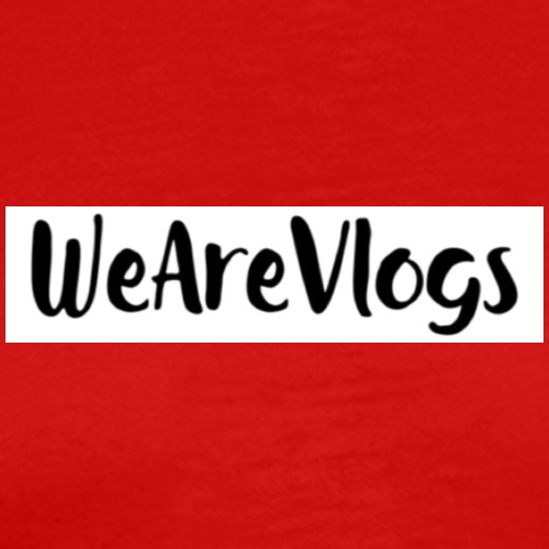 WeAreVlogs - Men's Premium T-Shirt