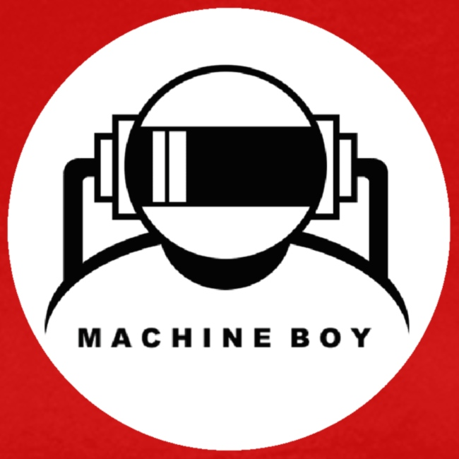 Machine Boy White