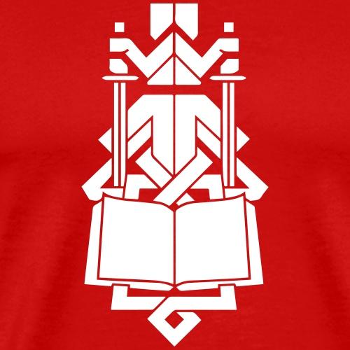 INDES Logo - Männer Premium T-Shirt
