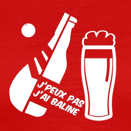 J'peux pas j'ai Baline - T-shirt Premium Homme