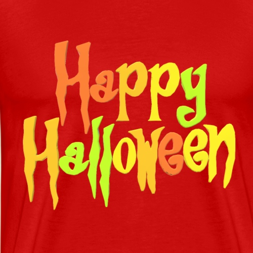 Happy Halloween - T-shirt Premium Homme