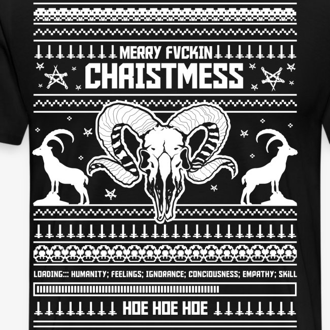Merry Christmess Sweater - Winter Edition