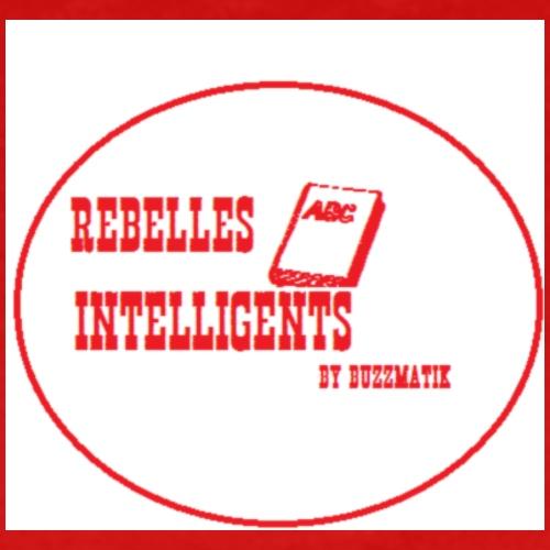 rebelles intello - T-shirt Premium Homme
