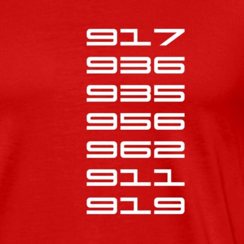 Stuttgart Le Mans 917 - 919