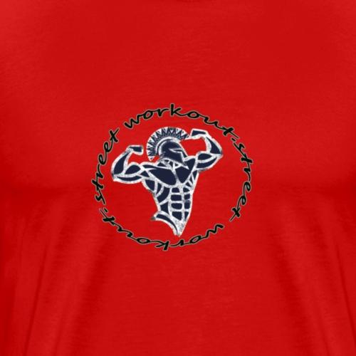 Street Workout SPARTAN - Camiseta premium hombre