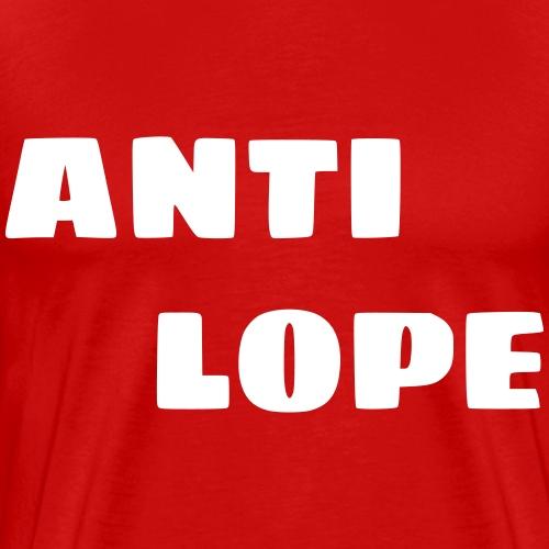 Antilope 005 - Mannen Premium T-shirt