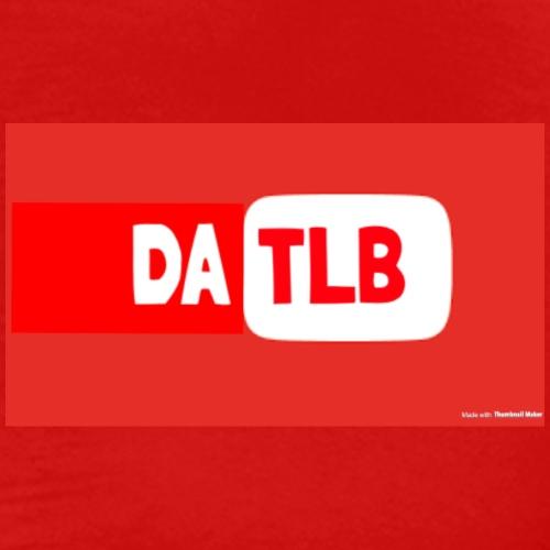 DaTLB YouTube Logo HD - Men's Premium T-Shirt