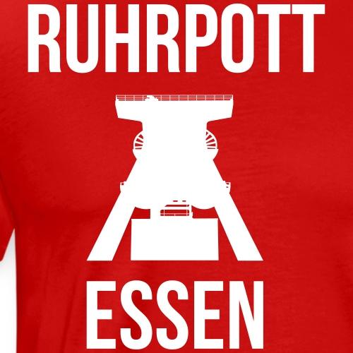 RUHRPOTT ESSEN - Deine Ruhrpott Stadt - Männer Premium T-Shirt