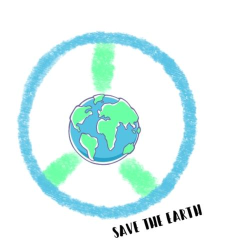 Sauve la planéte - T-shirt Premium Homme