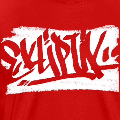 EKLIPTIK collection TAG / BLANC - T-shirt Premium Homme