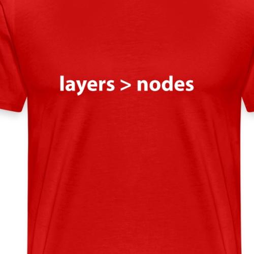 layers > nodes