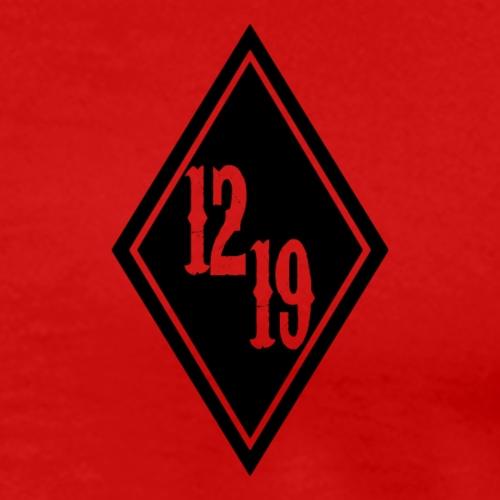 Lucky Sinner Ride Hard F*** Har Original - Männer Premium T-Shirt