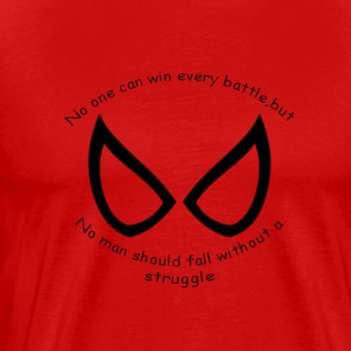 Diseño spiderman - Camiseta premium hombre