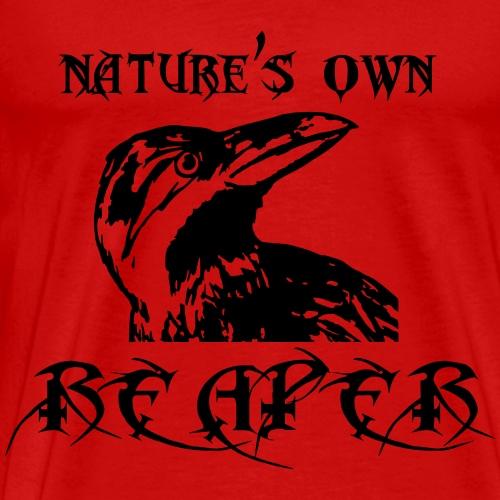 Reaper of the nature - Miesten premium t-paita