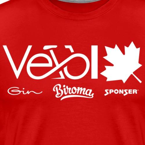 VeloIQ BC Bike Race Team Edition - Men's Premium T-Shirt
