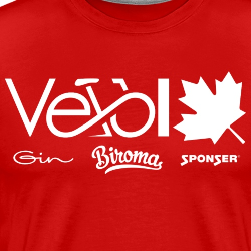 VeloIQ BC Bike Race Team Edition - Men's Premium T-Shirt