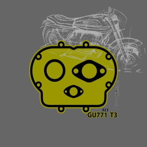 T-shirt guzz T3 - T-shirt Premium Homme