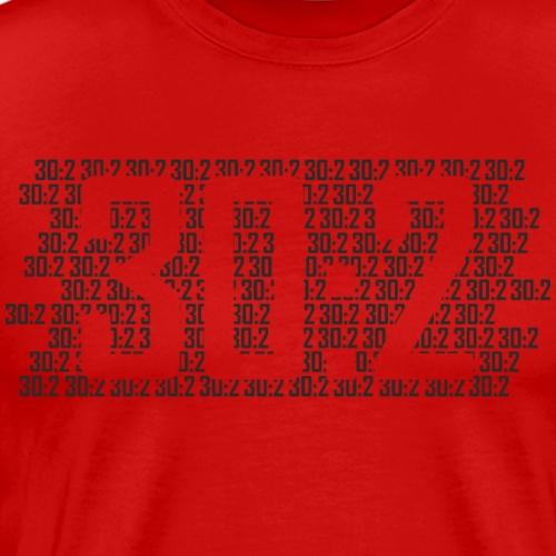 30:2 - Koszulka męska Premium