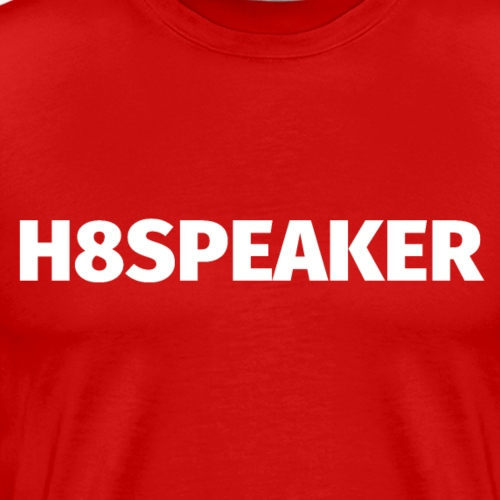 H8SPEAKER - Men's Premium T-Shirt