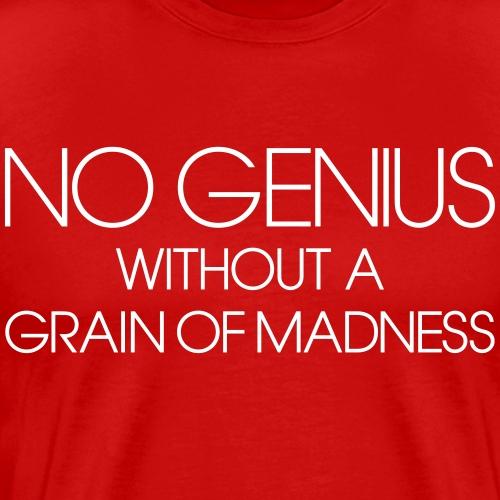 No genius - T-shirt Premium Homme