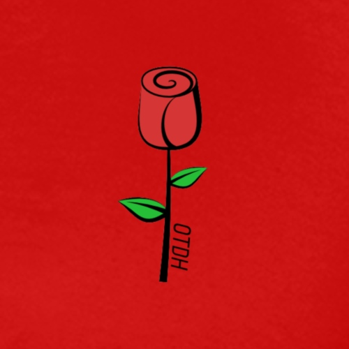 OTDH Rose Patch - Männer Premium T-Shirt