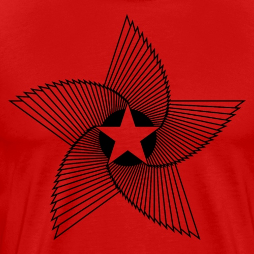 Vortex Star - Men's Premium T-Shirt