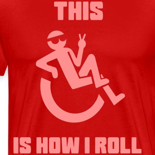 Howiroll10 - Mannen Premium T-shirt