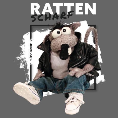Rolf Rüdiger Rattenscharf - Männer Premium T-Shirt
