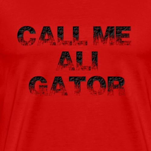 aligator - Männer Premium T-Shirt