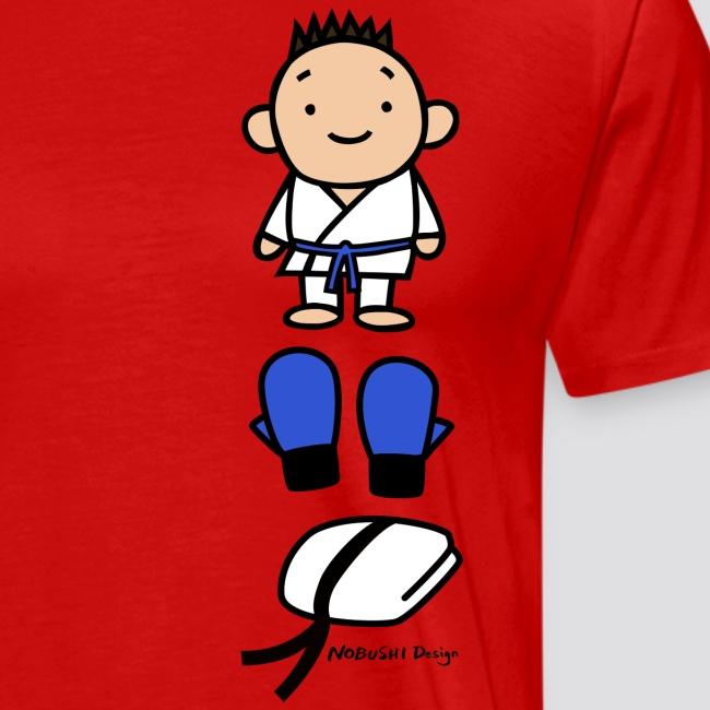 Karate Goederen Blauw