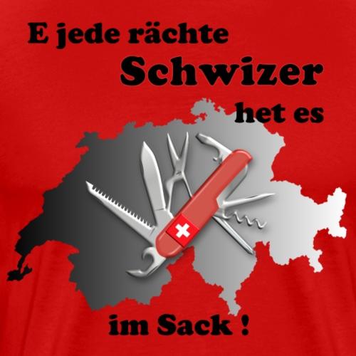 Sackmesser / Swiss army Knife