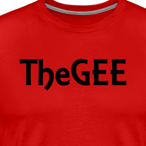 TheGEE top - Men's Premium T-Shirt