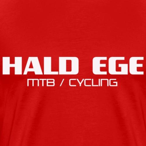 Hald Ege MTB - Herre premium T-shirt