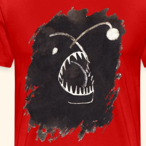 I djupet - Premium-T-shirt herr
