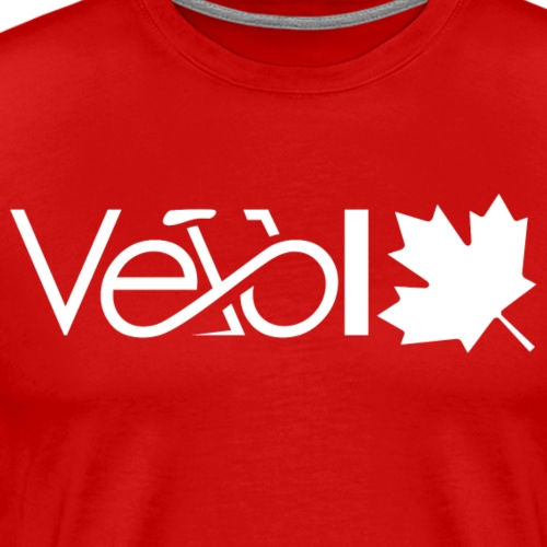 VeloIQ BC Bike Race Special Edition - Men's Premium T-Shirt