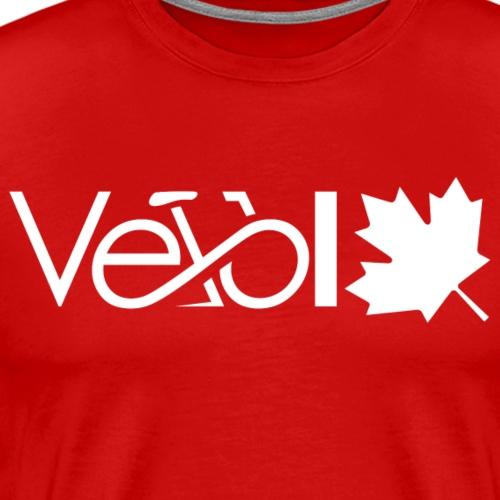 VeloIQ BC Bike Race Special Edition - Men's Premium T-Shirt