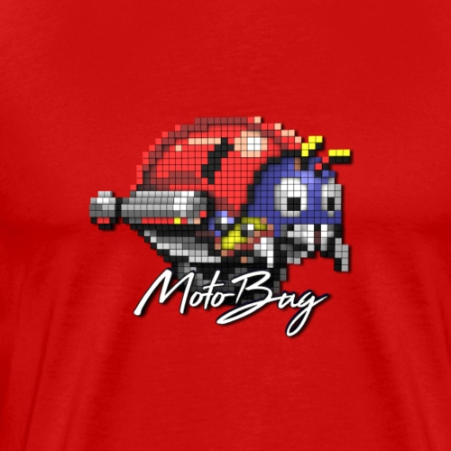 Gaming - Motobug - Men's Premium T-Shirt