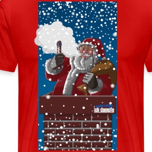 Vape Santa - Männer Premium T-Shirt