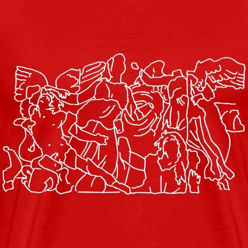 Altare di Pergamo Berlino - Maglietta Premium da uomo