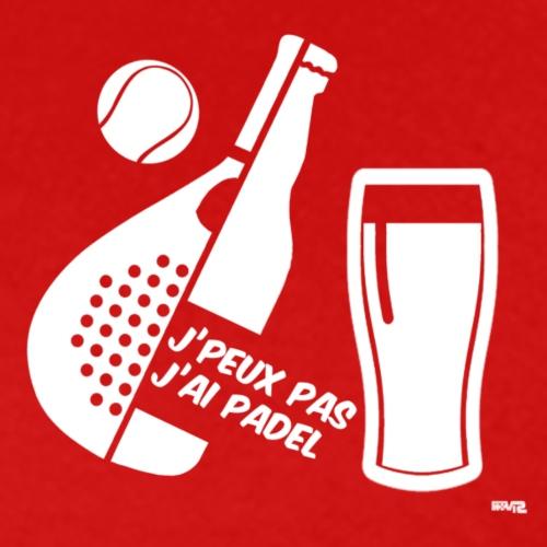 No Puedo, Tengo Padel - T-shirt Premium Homme