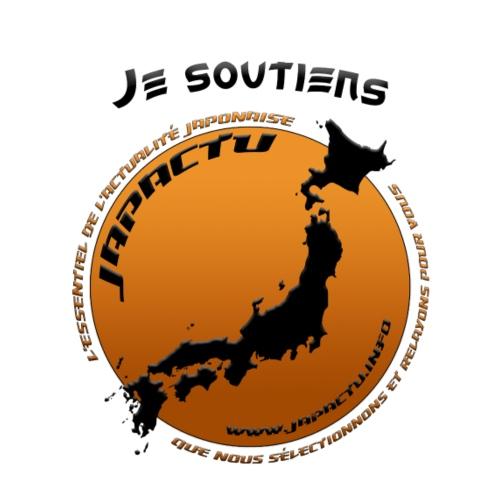 Je soutiens Japactu - T-shirt Premium Homme