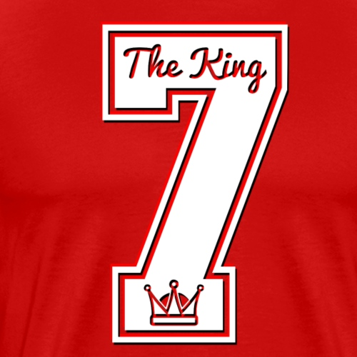 Collection THE KING 7 - T-shirt Premium Homme