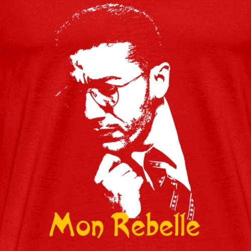 Matoub lounes le rebelle inoostore - T-shirt Premium Homme