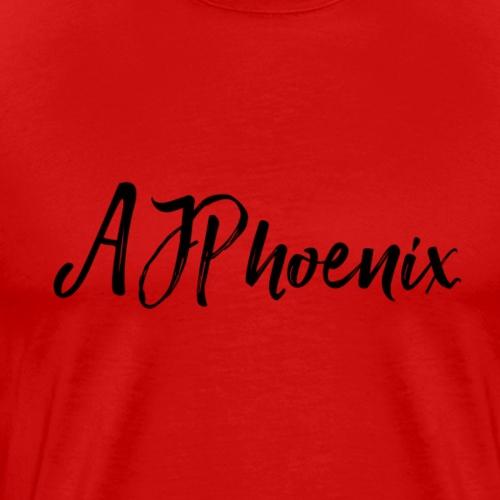 AJ Phoenix Signature Design - Men's Premium T-Shirt