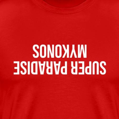 SUPER PARADISE MYKONOS - T-shirt Premium Homme