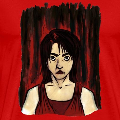 Anger - T-shirt Premium Homme