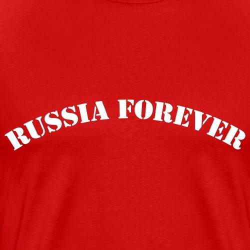 Russia forever-2 - Männer Premium T-Shirt