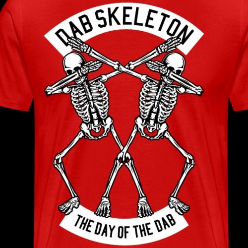 Squelette Dab - T-shirt Premium Homme