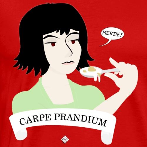 Carpe Prandium - Men's Premium T-Shirt