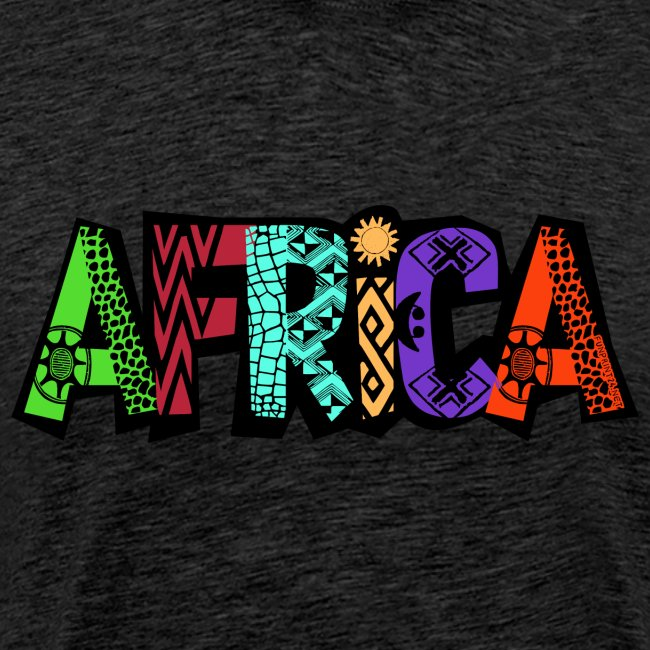 AFRICA CULTURE COLORED DESIGN Textiles and Gifts
